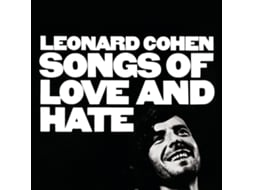 CD Leonard Cohen - Songs of Love and Hate — Pop-Rock