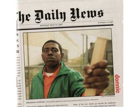 CD Donnie - The Daily News