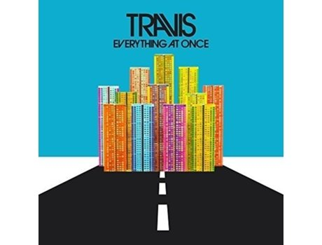 CD/DVD Travis - Everything At Once (Deluxe Edition) — Pop-Rock