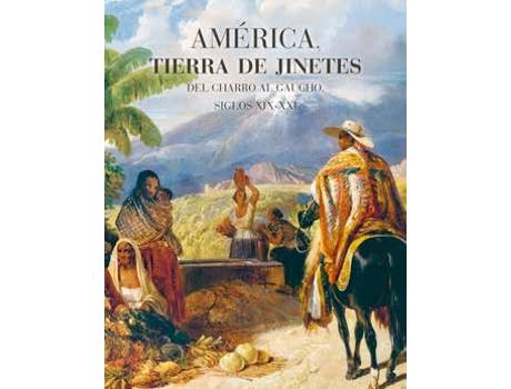 TURNER - Livro América, Tierra De Jinetes de VVAA (Espanhol)