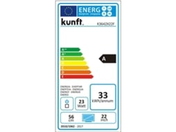 TV LED Full HD 22'' KUNFT  K3642X22F — Full HD