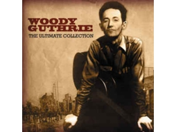 CD Woody Guthrie - The Ultimate Collection