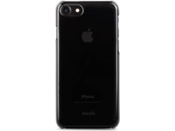 Capa MOSHI iGlaze iPhone 7, 8 Preto — Compatibilidade: iPhone 7, 8