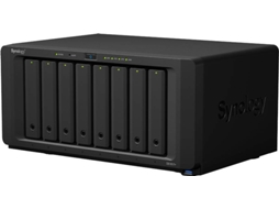 Caixa NAS SYNOLOGY DS1817+8GB — Intel Atom C2538 | Nº de compartimentos: 8