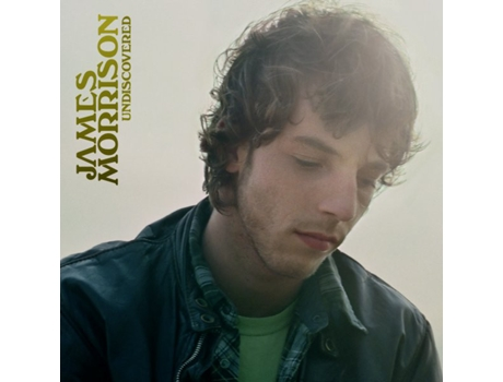 CD James Morrison - Undiscovered — Pop-Rock