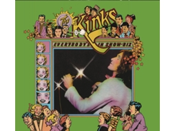 CD The Kinks - Everybody Is In Show-biz — Pop-Rock