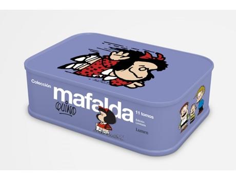 LUMEN - Livro Las Tiras De Mafalda de Quino (Espanhol)