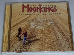 CD Vandenberg's Moonkings - Rugby Thompson (1CDs)