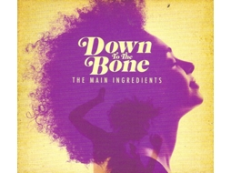 CD Down To The Bone - The Main Ingredients