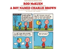 CD Rod McKuen - A Boy Named Charlie Brown