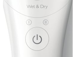 Depiladora PHILIPS Bre611/00 (Corte - Multi-zonas - Recarregável) — Corte | Recarregável | Wet and dry