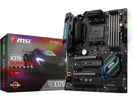 Motherboard MSI X370 Gaming Pro Carbon — AM4 | AMD X370