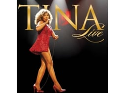 CD/DVD Tina Turner - Tina Live — Pop-Rock