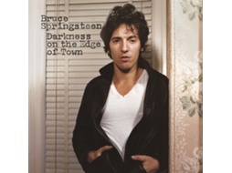 CD  bruce springsteen darkness on the edge of town. 2015 revis — Pop-Rock