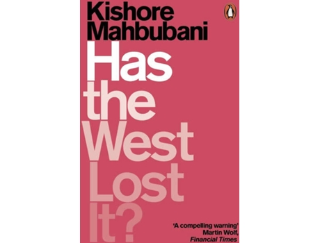 Livro Has The West Lost It? de Kishore Mahbubani