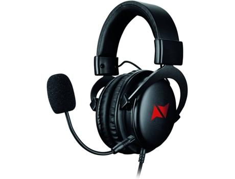Auscultadores NPLAY Contact 5.0 (PC - Microfone) | [6965568 ]