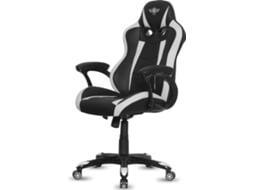 Cadeira Gaming SPIRIT OF GAMER Racing (Branco) — Cadeira Gaming