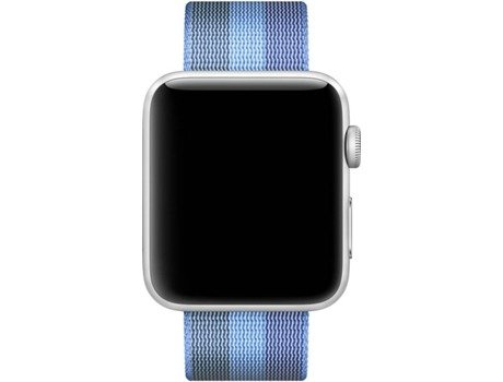 Bracelete APPLE Watch 42mm Midnight Blue Woven Nylon — Bracelete | 42mm