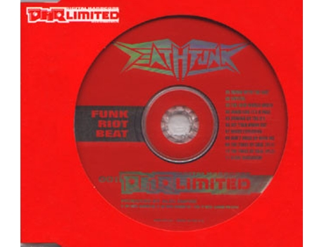 CD Death Funk - Funk Riot Beat