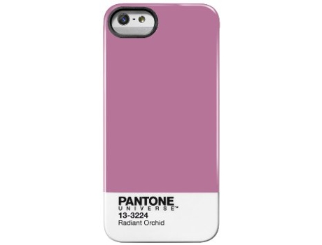 Capa PANTONE iPhone 5/5S/Se Radiant Orchid — Capa / iPhone 5/5S/SE