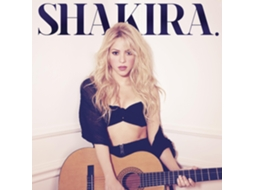 CD Shakira — Pop-Rock