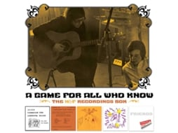 Box Set H & F Recordings - A Game For All Who Know