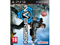 Jogo PS3 Inversion