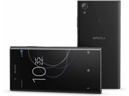 Smartphone SONY Xperia XA1 Plus 32GB Preto — Android 7.0 / 5.5'' / Octa-core 4x2.3 + 4x1.6 GHz / 4GB RAM