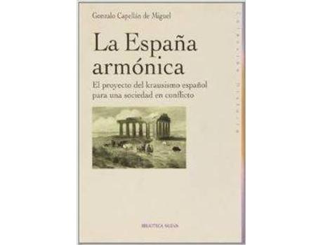 Livro España Armonica,La de Gonzalo Capellan De Miguel (Espanhol)