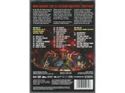 DVD Iron Maiden - Ao Vivo — Pop-Rock