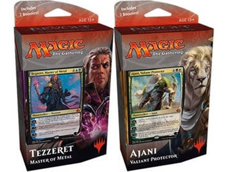 Pack Cartas Magic The Gathering - Aether Revolt Planeswalker Deck — 2 Packs