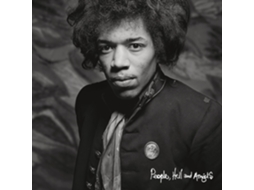 CD Jimi Hendrix - People, Hell & Angels — Pop-Rock