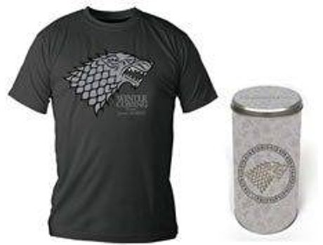 T-Shirt GAME OF THRONES Stark XXL — .Game of Thrones