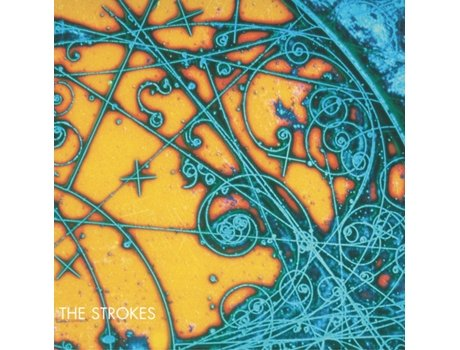 CD Strokes-Is This It — Pop-Rock