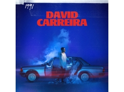 CD David Carreira - 1991 — Pop-Rock