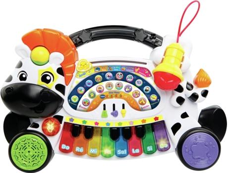 VTECH - Brinquedo Musical VTECH Jungle Rock Mon Piano (Idade Mínima: 2)