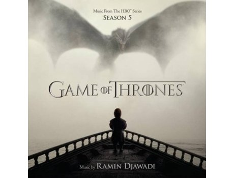 CD Game of Thrones — Banda Sonora