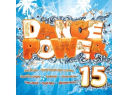 CD Vários - Dance Power 15 — House / Electrónica
