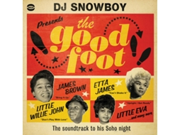 Vinil DJ Snowboy - The Good Foot