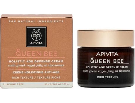 Creme de Rosto APIVITA Queen Bee (50 ml)