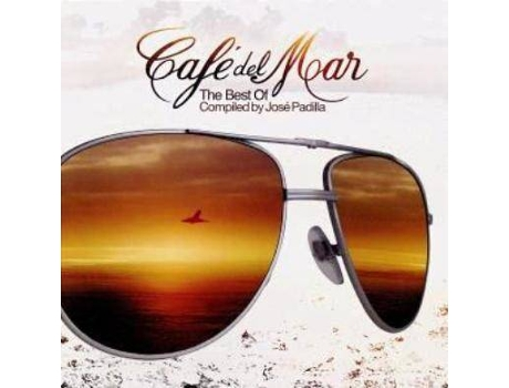 CD Vários - Best of Café del Mar (2CD) — Música do Mundo