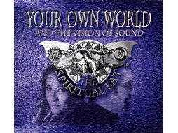 CD The Spiritual Bat - Your Own World (And The Vision Of Sound)