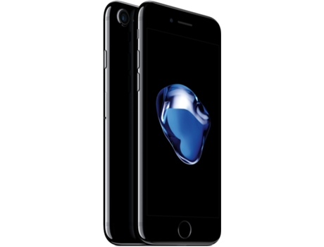 Smartphone APPLE iPhone 7 128GB Preto Brilhante — iOS 11 | 4.7'' | A10 Fusion