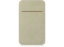 Capa MACALLY Mpouch iPhone 5, 5s, SE Castanho — Compatibilidade: iPhone 5, 5s, SE