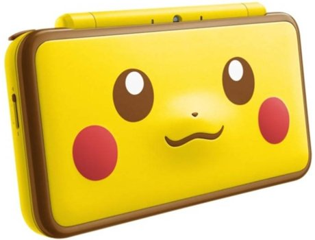 Consola NINTENDO New 2DS XL Pikachu Edition — 4 GB | Wi-Fi