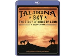 Blu-Ray Kings of Leon - Talihina Sky:The Story of Kings of Leon — Rock