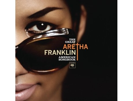 CD Aretha Franklin - The Great American Songbook — Jazz