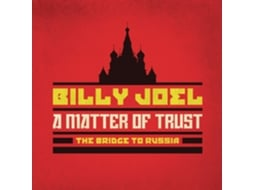 Blu-Ray Billy Joel - A Matter of Trust: The Bridge to Russia — Pop-Rock Internacional