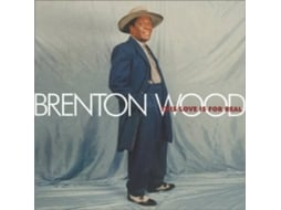 CD Brenton Wood - This Love Is For Real