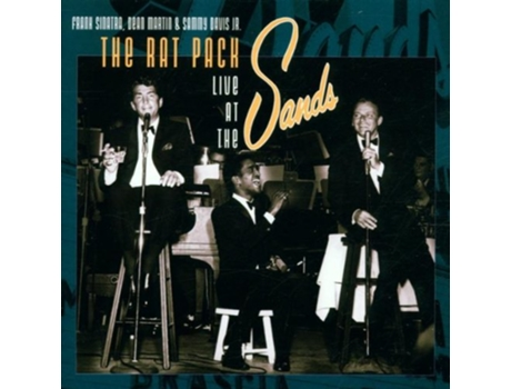 Vinil Frank Sinatra: The Rat Pack Live At The S — Jazz